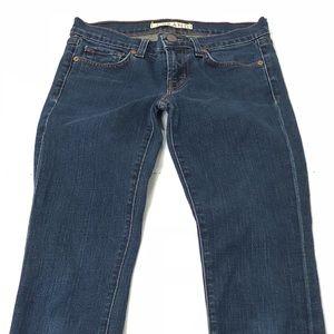 J Brand Jeans - J Brand Size 25 Low Rise Pencil Leg Skinny Jeans
